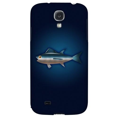 Bluefin Tuna - Geeks Designer Line Fish Series Hard Back Case for Samsung Galaxy S4