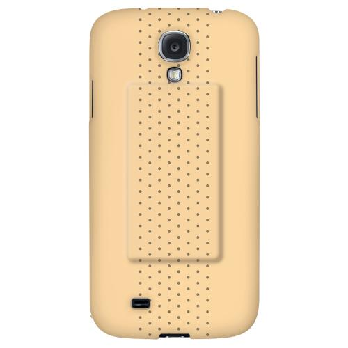 Bandaid - Geeks Designer Line Polka Dot Series Hard Back Case for Samsung Galaxy S4
