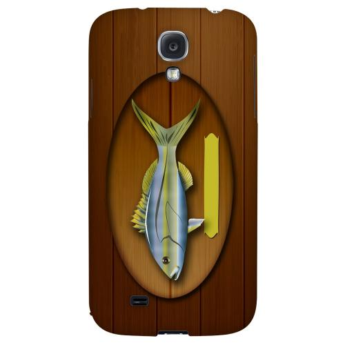 Fish Trophy - Geeks Designer Line Fish Series Hard Back Case for Samsung Galaxy S4
