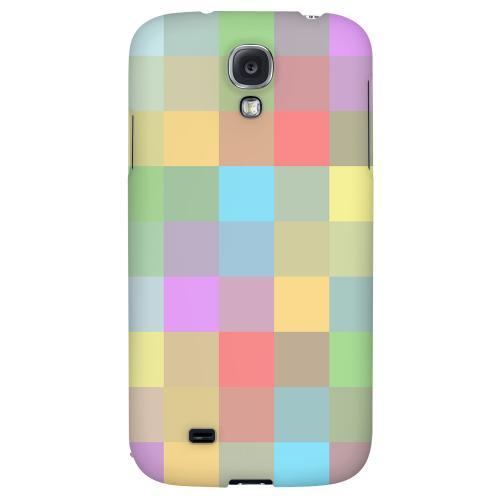 Pixelated - Geeks Designer Line Polka Dot Series Hard Back Case for Samsung Galaxy S4