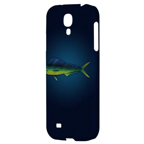 Mahi Mahi - Geeks Designer Line Fish Series Hard Back Case for Samsung Galaxy S4