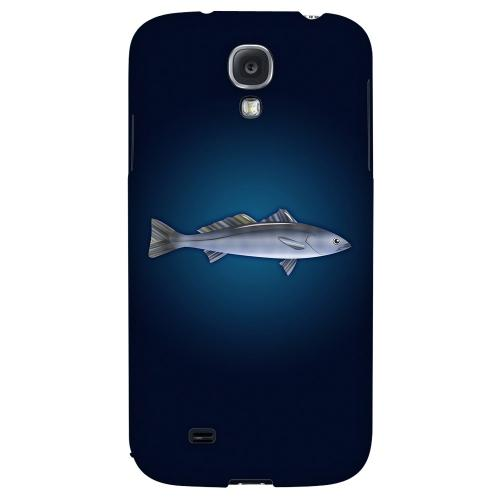 White Sea Bass - Geeks Designer Line Fish Series Hard Back Case for Samsung Galaxy S4