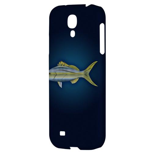 Yellowtail - Geeks Designer Line Fish Series Hard Back Case for Samsung Galaxy S4