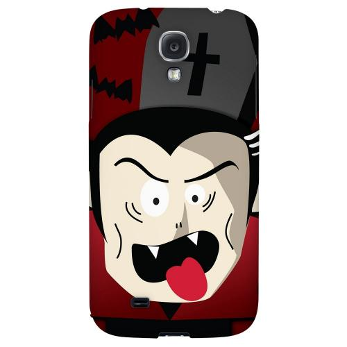 Immature Vampire - Geeks Designer Line Monster Mash Series Hard Back Case for Samsung Galaxy S4