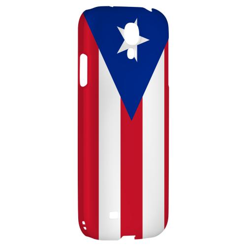 Puerto Rico - Geeks Designer Line Flag Series Hard Back Case for Samsung Galaxy S4
