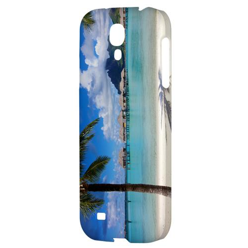 Bora Bora - Geeks Designer Line Beach Series Hard Back Case for Samsung Galaxy S4