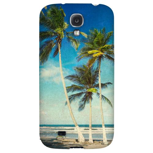 Coconut - Geeks Designer Line Beach Series Hard Back Case for Samsung Galaxy S4