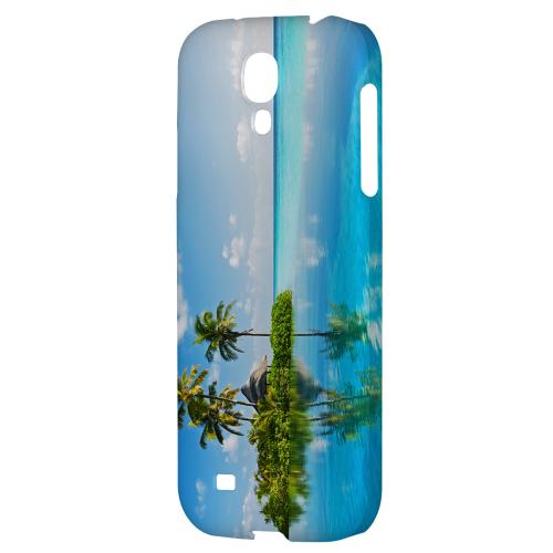 Tropical Paradise - Geeks Designer Line Beach Series Hard Back Case for Samsung Galaxy S4