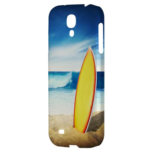 Surfland - Geeks Designer Line Beach Series Hard Back Case for Samsung Galaxy S4