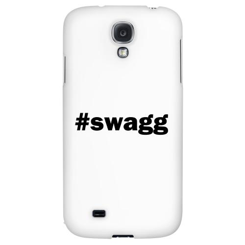 #Swagg - Geeks Designer Line Swag Series Hard Back Case for Samsung Galaxy S4