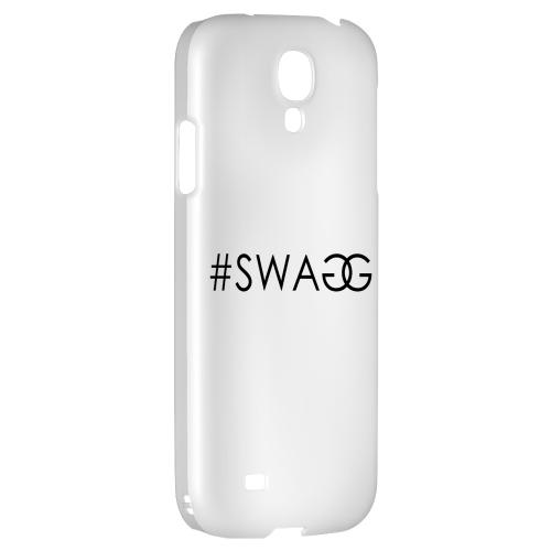 #Swaggy - Geeks Designer Line Swag Series Hard Back Case for Samsung Galaxy S4
