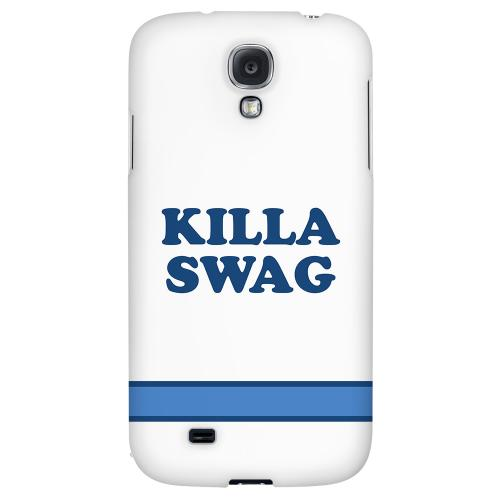 Killa Swag - Geeks Designer Line Swag Series Hard Back Case for Samsung Galaxy S4
