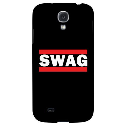 Swag DMC - Geeks Designer Line Swag Series Hard Back Case for Samsung Galaxy S4