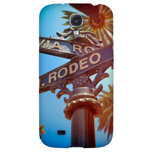 Beverly Hills - Geeks Designer Line City Series Hard Back Case for Samsung Galaxy S4