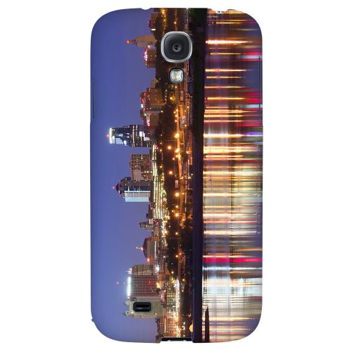 Kansas City - Geeks Designer Line City Series Hard Back Case for Samsung Galaxy S4
