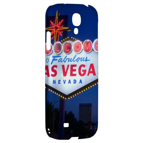 Las Vegas - Geeks Designer Line City Series Hard Back Case for Samsung Galaxy S4