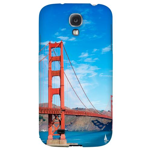San Francisco - Geeks Designer Line City Series Hard Back Case for Samsung Galaxy S4