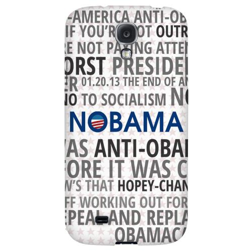 NOBAMA - Geeks Designer Line Election 2012 Series Hard Back Case for Samsung Galaxy S4