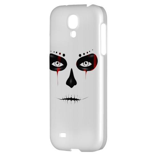 Skull Face Blood - Geeks Designer Line Tattoo Series Hard Back Case for Samsung Galaxy S4