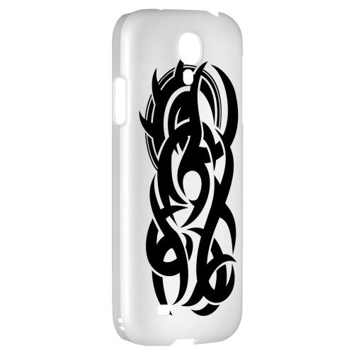 Tribal - Geeks Designer Line Tattoo Series Hard Back Case for Samsung Galaxy S4