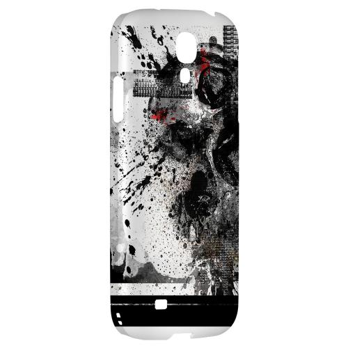 Collapse - Geeks Designer Line Apocalyptic Series Hard Back Case for Samsung Galaxy S4