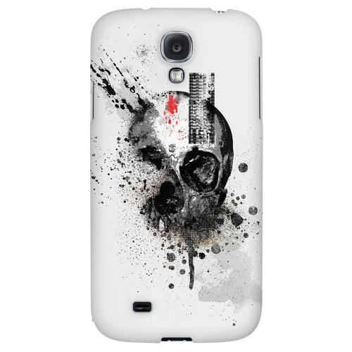 Deconstruction - Geeks Designer Line Apocalyptic Series Hard Back Case for Samsung Galaxy S4