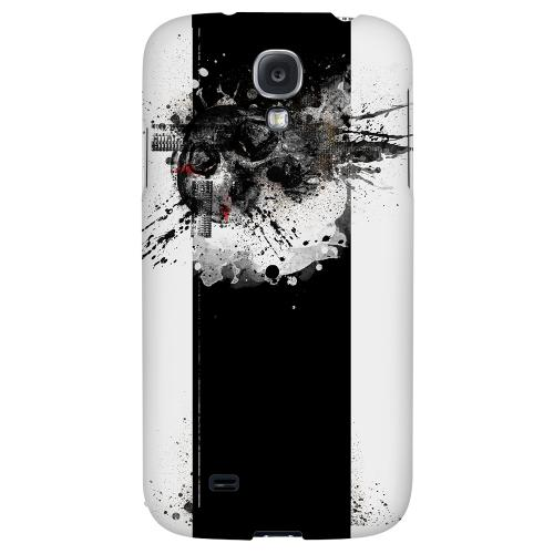 The Plague - Geeks Designer Line Apocalyptic Series Hard Back Case for Samsung Galaxy S4