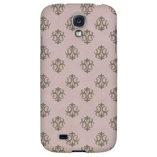 Ornamental African Violet - Geeks Designer Line Pantone Color Series Hard Back Case for Samsung Galaxy S4