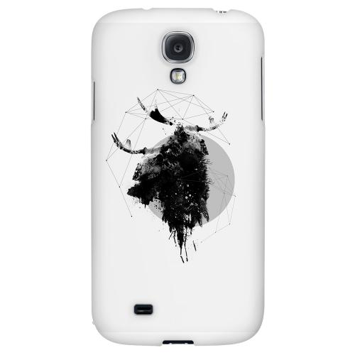 The Shaman - Geeks Designer Line Apocalyptic Series Hard Back Case for Samsung Galaxy S4