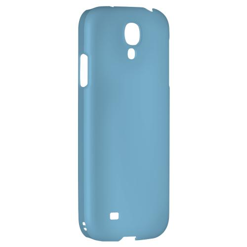S13 Pantone Dusk Blue - Geeks Designer Line Pantone Color Series Hard Back Case for Samsung Galaxy S4