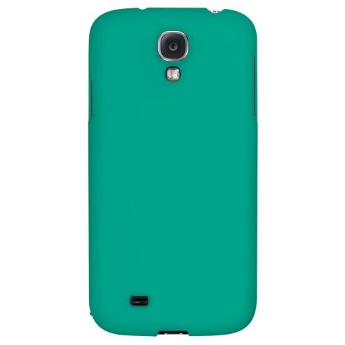 S13 Pantone Emerald - Geeks Designer Line Pantone Color Series Hard Back Case for Samsung Galaxy S4