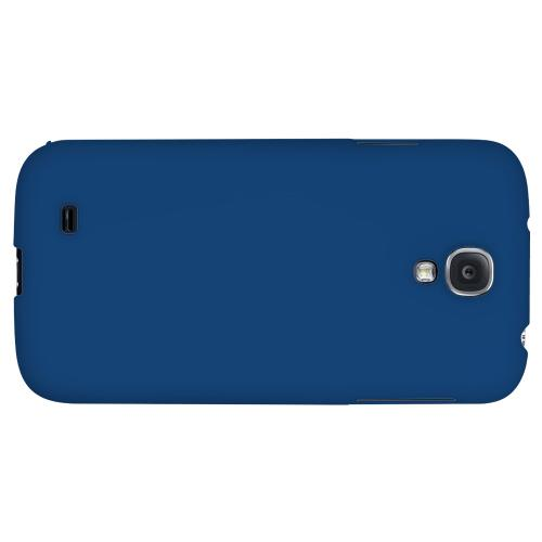 S13 Pantone Monaco Blue - Geeks Designer Line Pantone Color Series Hard Back Case for Samsung Galaxy S4