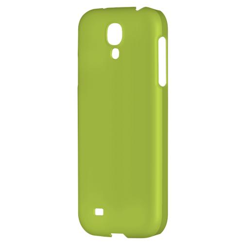 S13 Pantone Tender Shoots - Geeks Designer Line Pantone Color Series Hard Back Case for Samsung Galaxy S4