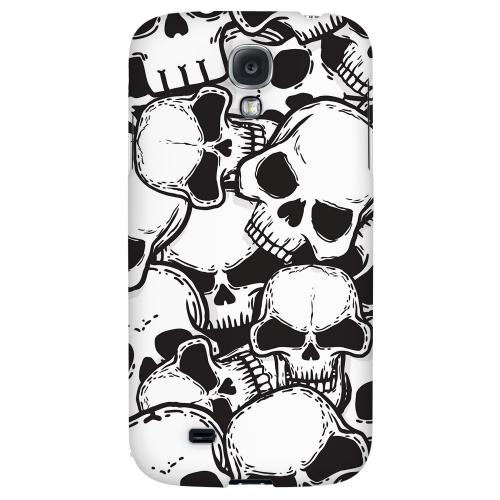 Doom Skulls - Geeks Designer Line Skull Series Hard Back Case for Samsung Galaxy S4