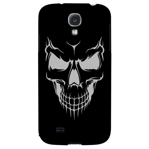Evil Dead Mesh on Black - Geeks Designer Line Skull Series Hard Back Case for Samsung Galaxy S4