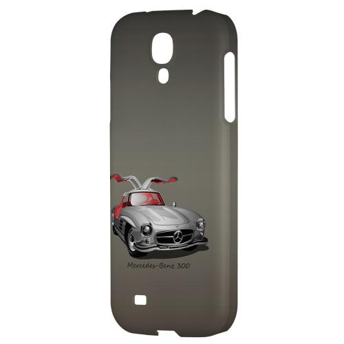 Classic Benz 300 Fade - Geeks Designer Line Auto Series Hard Back Case for Samsung Galaxy S4