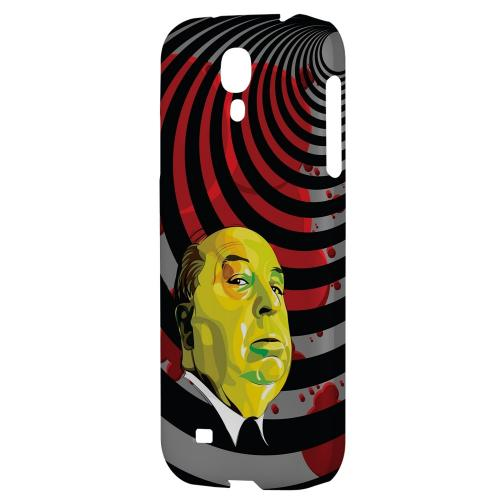 Hitchcock Vertigo - Geeks Designer Line Revolutionary Series Hard Back Case for Samsung Galaxy S4