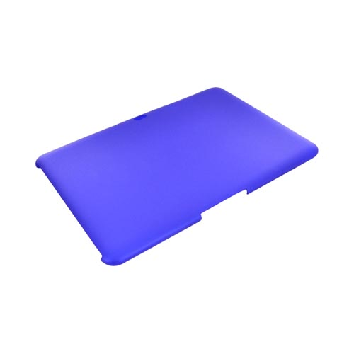 Samsung Galaxy Tab 10.1 Hard Back Cover Case - Blue