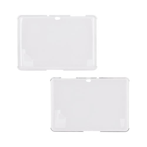 Samsung Galaxy Tab 10.1 Hard Back Cover Case - Clear