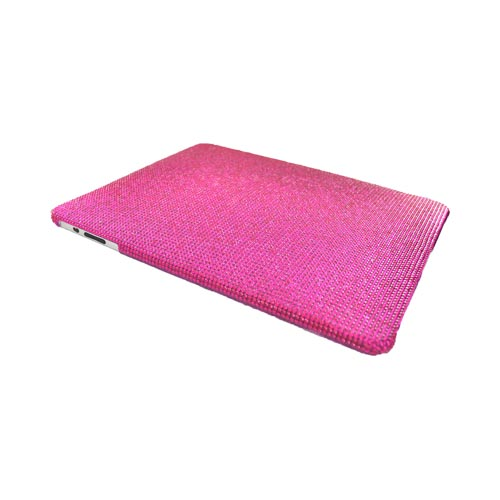 Apple iPad (1st Gen) 1st Bling Hard Case - Hot Pink