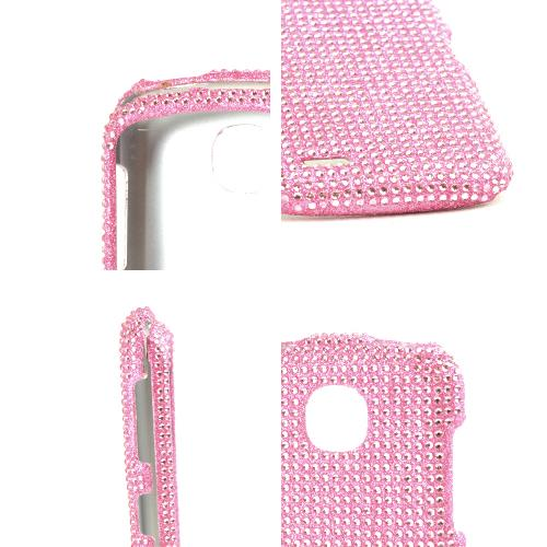 Hot Pink Bling Hard Case for Pantech Marauder