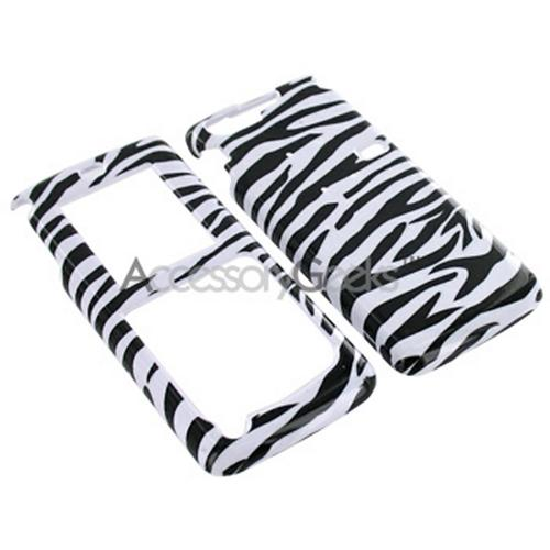 UTStarcom Super Slice Hard Case - Zebra