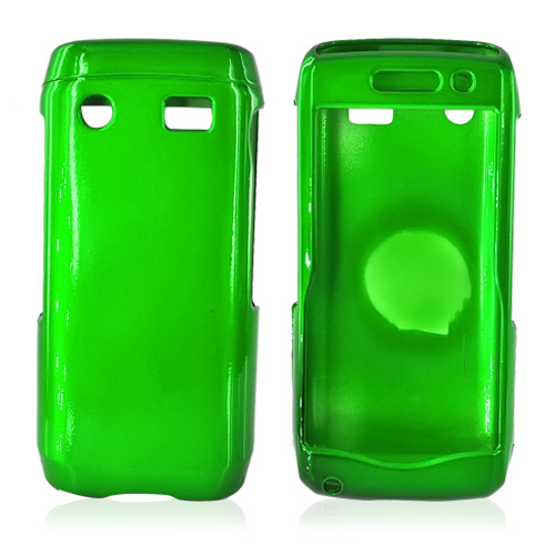 Blackberry Pearl 3G 9100/9105 Hard Case - Green