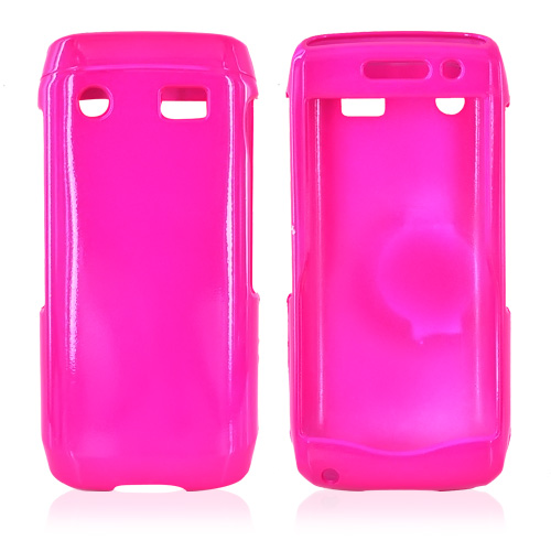 Blackberry Pearl 3G 9100/9105 Hard Case - Hot Pink