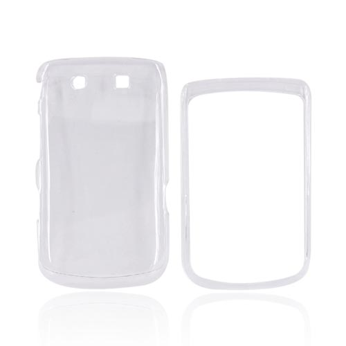 Luxmo Blackberry Torch 9800 Hard Case - Transparent Clear