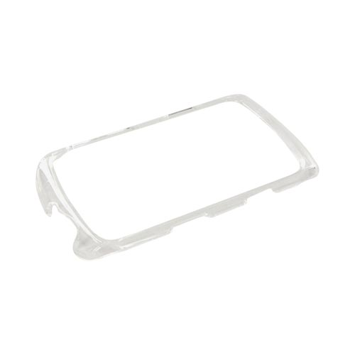 Blackberry Curve 9360/ Apollo Hard Case - Transparent Clear