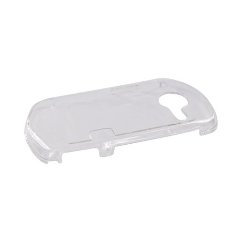 Casio G'zOne Commando C771 Hard Case - Clear