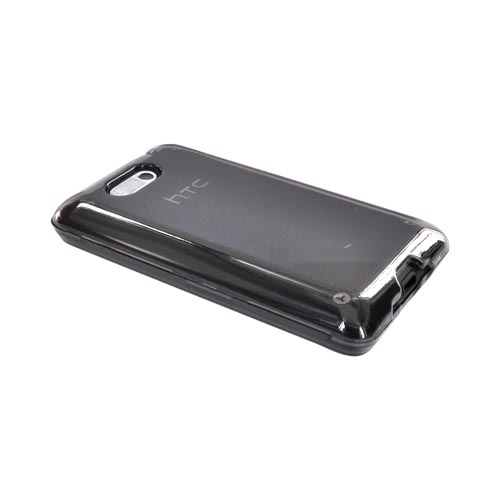 HTC Aria Hard Case - Transparent Smoke