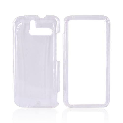 HTC Arrive Hard Case - Transparent Clear