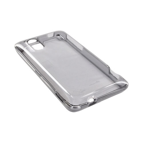 HTC EVO Design 4G Hard Case - Transparent Smoke